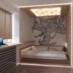 Перепланировка спальни в Днепропетровске