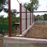Постройка (строительство) заборов