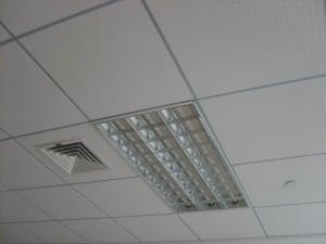 Гипсокартонные потолки в