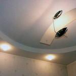 Разноуровневые потолки