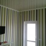 Потолок с «отражающим» эффекторм