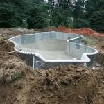 Создание, строительство бассейнов