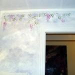 Декоративная роспись стен и потолков