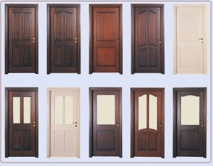 Установка дверей МДФ