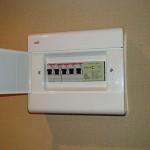 Установка электрической автоматики