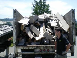 Вывоз мусора: как это происходит в Боярке