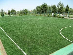 Обогрев открытых площадей (газонов, полей) в Днепропетровске