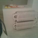 Установка, промывка, ремонт батарей