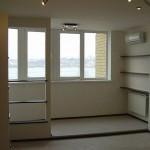 Перепланировка балкона и лоджии