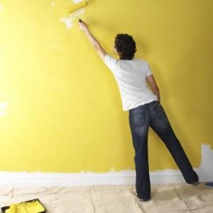 Покраска стен в Днепропетровске