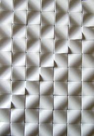 Облицовка пластмассовой плиткой