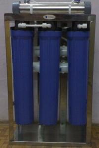 Установка системы водоочистки в Днепропетровске